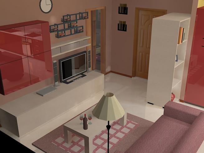 ambiente unico cucina soggiorno moderno ~ dragtime for . - Realizzare Unico Ambiente Cucina Soggiorno 2